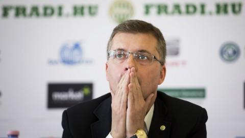 Szurkolói miatt fizethet ismét a Fradi