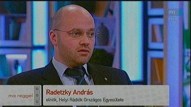 Radetzky András, HEROE