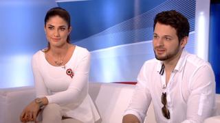 Az ATV új képenyősei, Gesztesi Máté és Gyurácz Eszter