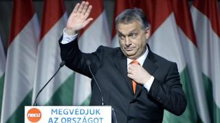 Budapest, 2015. december 13.Orbán Viktor miniszterelnök, a Fidesz elnöke beszédet mond a párt XXVI., tisztújító kongresszusán a budapesti Hungexpón 2015. december 13-án.MTI Fotó: Kovács Tamás