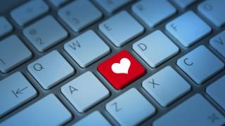 heart keyboard key