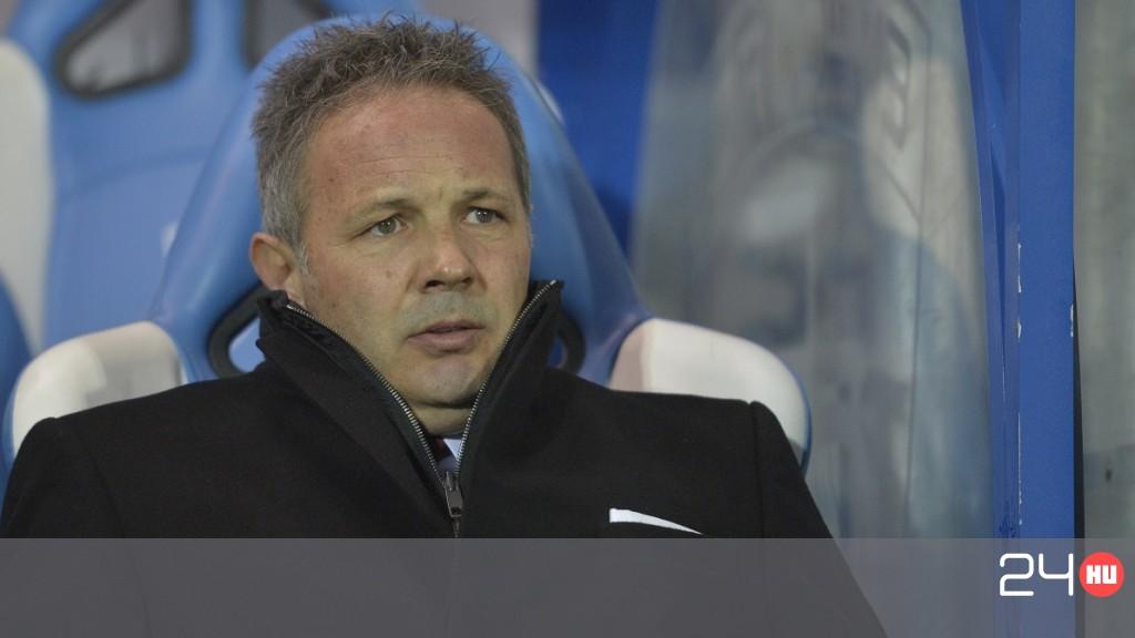 Hamar talált magának csapatot Sinisa Mihajlovic | 24.hu