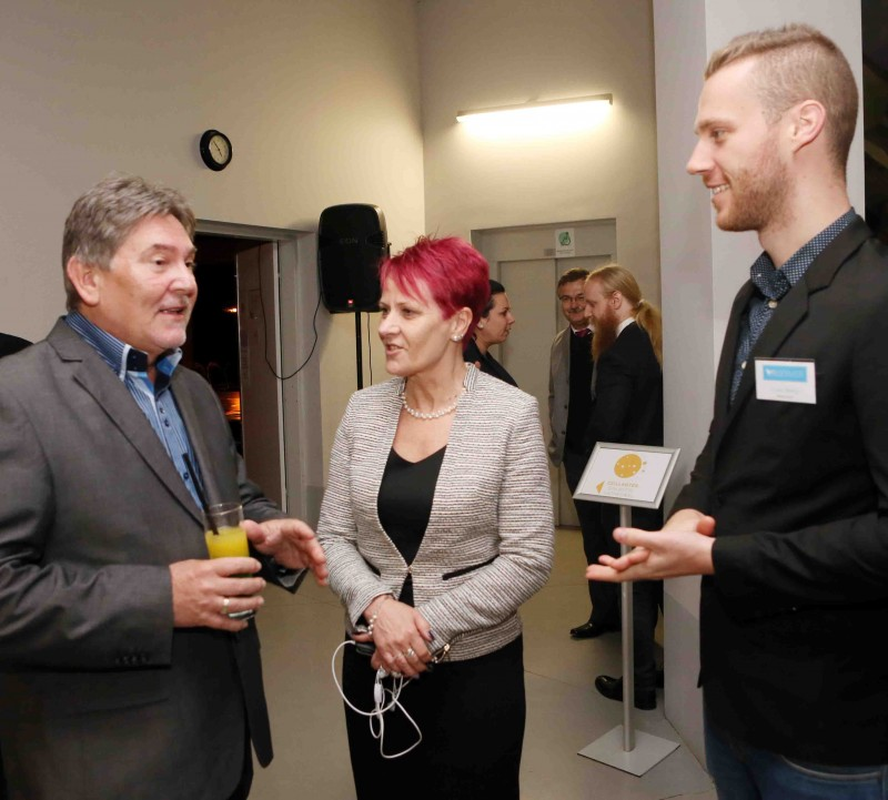 Érkeznek a vendégek: Barták Péter, a Pannon Lapok Társaságának központi lapigazgatója