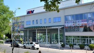 Épület - Budapest - Az ATV székháza