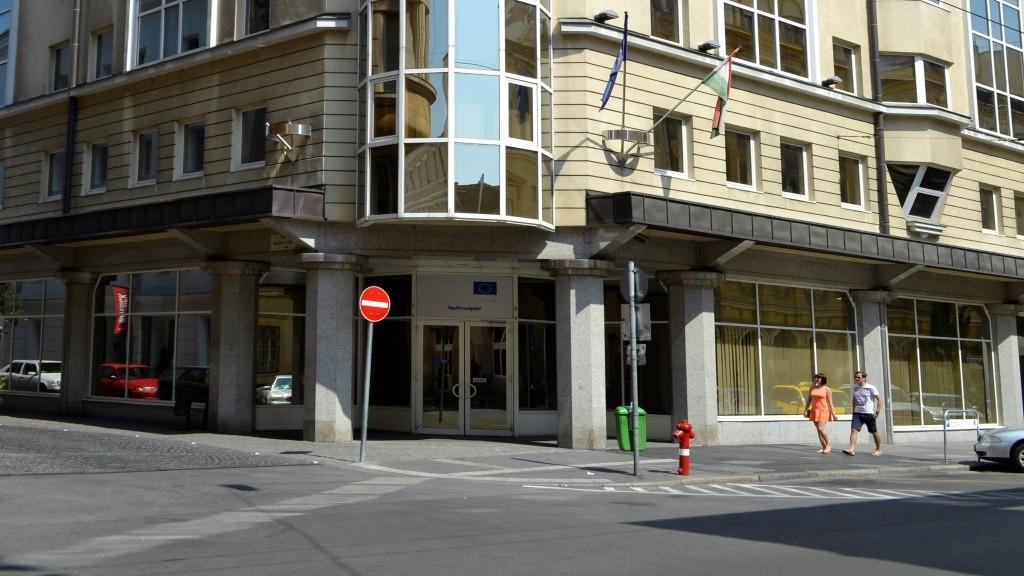 Épület - Budapest - A Miniszterelnökség