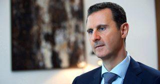 Damaszkusz, 2016. április 4.A SANA szíriai állami hírügynökség által közreadott, 2015. október 4-én Damaszkuszban készült kép Basár al-Aszad szíriai elnökről, aki érintett lehet az eltitkolt off-shore ügyletekben. A Süddeutsche Zeitung német lapnak több százezer offshore cég titkos adatát szivárogtatta ki egy titkos forrás a Mossack Fonseca panamai ügyvédi irodától, amely névtelen offshore vállalatokat ad el ügyfelei számára a világ számos részén. Az eltitkolt offshore vállalatokról kiszivárgott listán számos politikus, üzletember, híresség és neves sportoló neve szerepel.  (MTI/EPA/NASA)