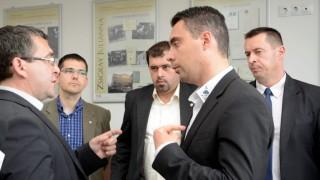 A Jobbik kihelyezett elnökségi ülése Törökszentmiklóson