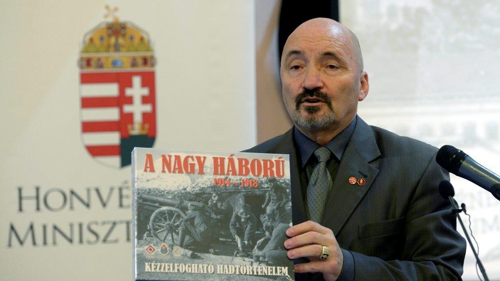 Világháborús centenárium - Dobozkönyv jelent meg az évforduló alkalmából
