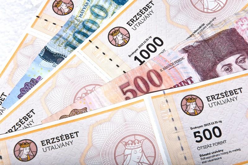 Budapest, 2012. március 25.Az Erzsébet-programról szóló törvény értelmében az Erzsébet-utalvány a Magyar Nemzeti Üdülési Alapítvány által kibocsátott utalvány, amely felhasználható fogyasztásra kész étel, melegkonyhás vendéglátóhelyeken étkezési szolgáltatás, valamint szociális célból a jogszabályban meghatározott termék vagy szolgáltatás vásárlására.A legnépszerűbb béren kívüli juttatás a dolgozó számára adó- és járulékmentes. MTVA/Bizományosi: Faludi Imre ***************************Kedves Felhasználó!Az Ön által most kiválasztott fénykép nem képezi az MTI fotókiadásának, valamint az MTVA fotóarchívumának szerves részét. A kép tartalmáért és a szövegért a fotó készítője vállalja a felelősséget.