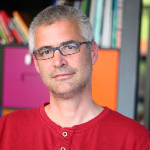 Gábor Iván, a Café PR leköszönő vezetője