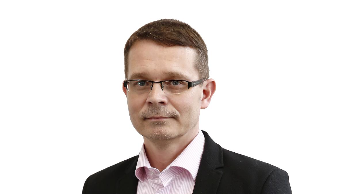 Gedei Norbert, a Blikk új főszerkesztője