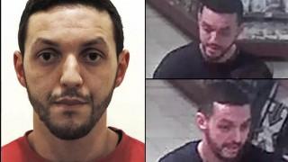 A belga szövetségi ügyészség által 2016. április 8-án közreadott, dátummegjelölés nélküli kombókép Mohamed Abrinirõl, akit azzal gyanúsítanak, hogy a 2015. novemberi, 130 halálos áldozatot követelõ párizsi merényletek egyik kitervelõjének, Salah Abdeslamnak a bûntársa volt. Április 8-án a belga hatóságok õrizetbe vették a 31 éves belga állampolgárságú Abrinit és a március 22-i brüsszeli robbantások több gyanúsítottját Brüsszelben. (MTI/EPA/Belga szövetségi ügyészség)