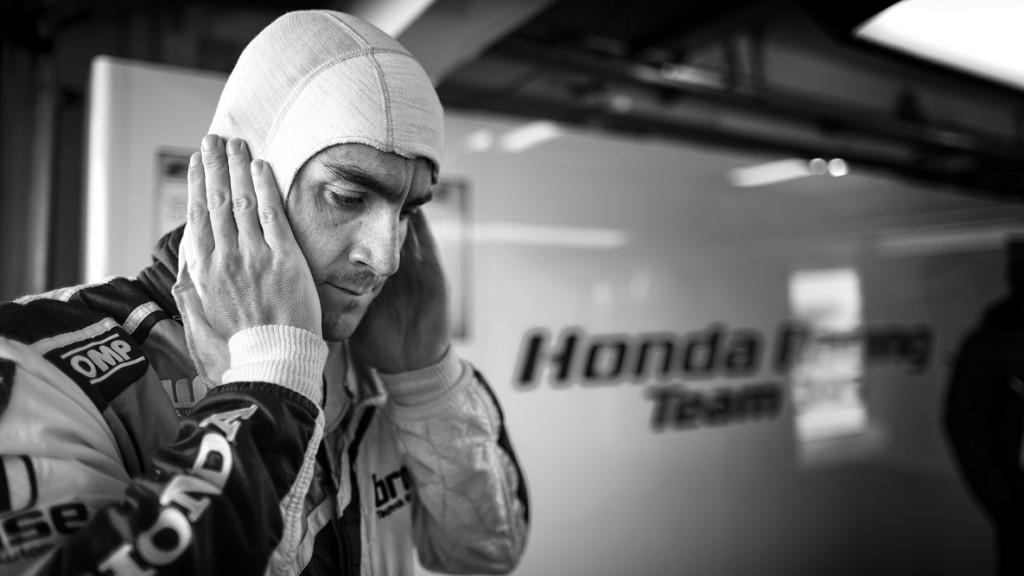 MICHELISZ Norbert (hun) Honda Civic team Honda racing Jas portrait ambiance during the 2016 FIA WTCC World Touring Car Championship race of Slovakia at Slovakia Ring, from April 15 to 17 2016 - Photo François Flamand / DPPI.