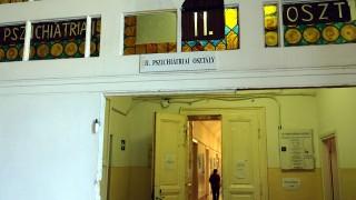 Budapest, 2007. május 22.Az Országos Pszichiátriai és Neurológiai Intézet egyik belső tere.MTI Fotó: Kovács Attila