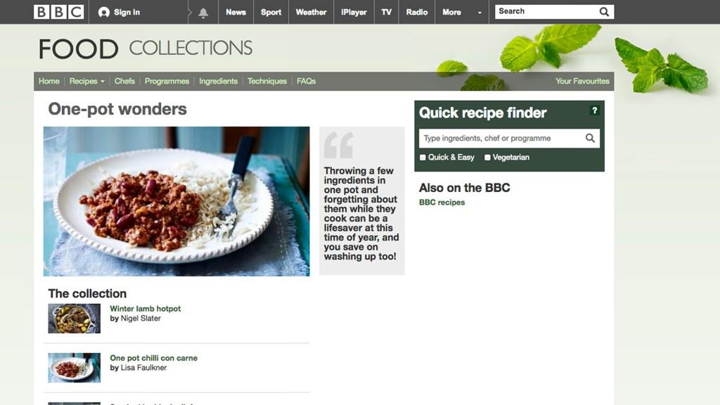 BBC receptek - megszűnésre várva