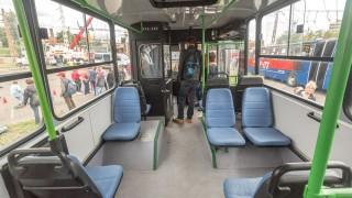 Budapest, 2015. szeptember 27. Érdeklõdõk egy Ikarus 263-as típusú autóbusz utasterében a fõváros X. kerületében, a BKV  Kõbányai Garázsában rendezett nyílt napon. Az 1962-ben épült garázsban rendezett nyílt napon a látogatók megismerhették a garázs mûködését, a BKV forgalomban lévõ jármûveit, valamint találkozhattak nosztalgiatrolikkal is. MTVA/Bizományosi: Faludi Imre  *************************** Kedves Felhasználó! Ez a fotó nem a Duna Médiaszolgáltató Zrt./MTI által készített és kiadott fényképfelvétel, így harmadik személy által támasztott bárminemû – különösen szerzõi jogi, szomszédos jogi és személyiségi jogi – igényért a fotó készítõje közvetlenül maga áll helyt, az MTVA felelõssége e körben kizárt.