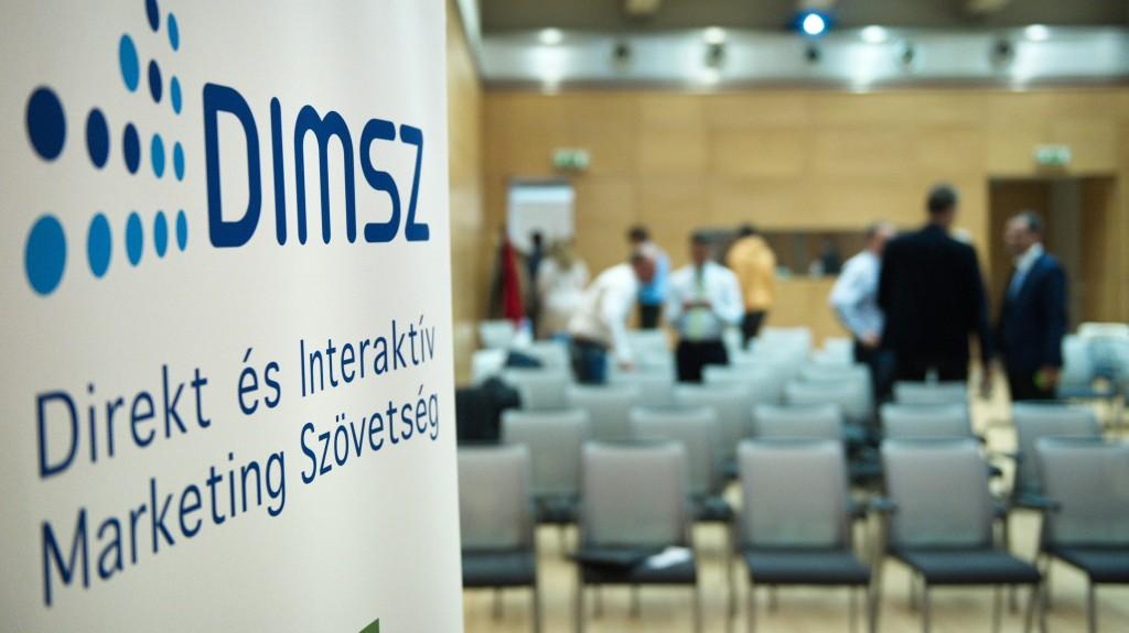DIMSZ - Direkt és Interaktív Marketing Szövetség - konferencia2016-05-24