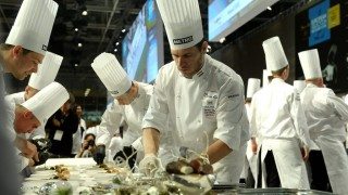 A Bocuse d'Or szakácsverseny európai döntője Budapesten