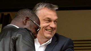 Labdarúgás - Magyarország-Elefántcsontpart barátságos mérkőzés