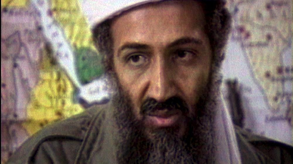 JUNE:  A screengrab of Osama Bin Laden , renegade fundamentalist Saudi millionaire said to be initiator of the bombings of US embassies in Nairobi, Kenya, and Dar-es-Salaam, Tanzania IN 1998.  (Photo by WTN PICS/Gamma-Rapho via Getty Images)
