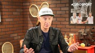 John McEnroe, Eurosport