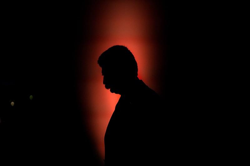 Budapest, 2015. december 13.Kövér László választmányi elnök, az Országgyűlés elnöke a Fidesz XXVI., tisztújító kongresszusán a budapesti Hungexpón 2015. december 13-án.MTI Fotó: Kovács Tamás