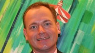 Peter Brase, az Advenio Zrt. igazgatóságának tagja. Fotó: Linkedin