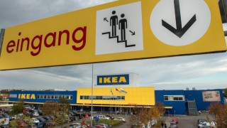 The Ikea store in Eching near Munich,Germany, 16October 2014. Fourty years ago, the Swedish furniture chain opened its first business inGermany in Eching. Photo:PETERKNEFFEL/dpa