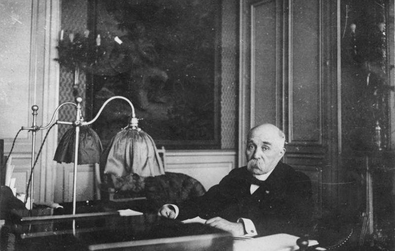Georges Benjamin Clemenceau  1929
