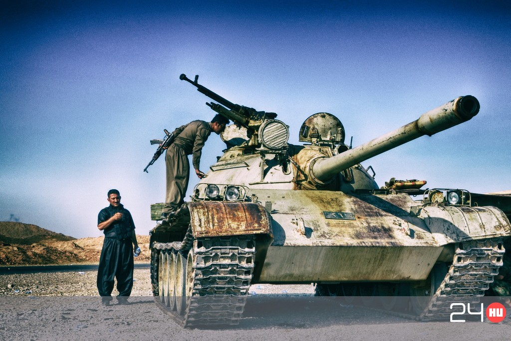 fda1ab3265 A nép tankja: 60 éves a T-55-ös és még mindig nem ment ki a divatból | 24.hu