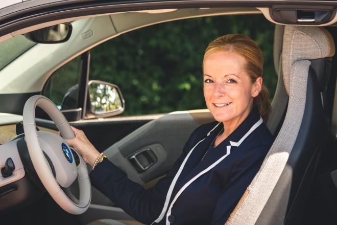 Pócs Zsuzsanna, a BMW Group Magyarország új marketingvezetője
