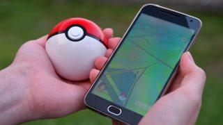 2895321 07/19/2016 Nintendo's Pokemon Go on the screen of a mobile phone. Maksim Bogodvid/Sputnik