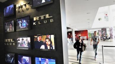 Az M-RTL székháza. MTI Fotó: Máthé Zoltán