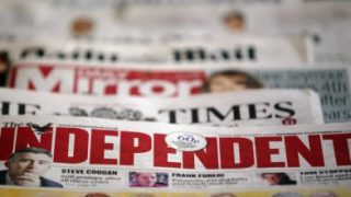 brit sajtópiac