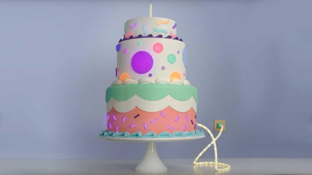szülinapi torták facebookra Mostantól ezzel lep meg születésnapodon a Facebook | 24.hu szülinapi torták facebookra