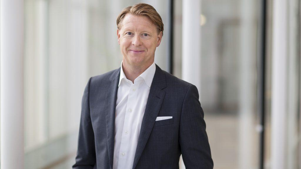 Hans Vestberg, az Ericsson távozó elnök-vezérigazgatója