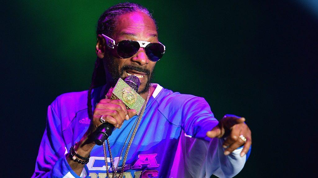 Snoop Dogg Performs at the Atlanta Funk Fest 2016 at Central Park Place on May 13, 2016 in Atlanta, Georgia.