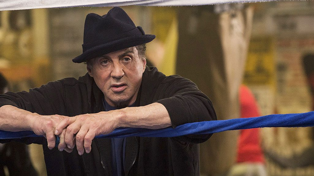 Creed (2015)  Creed: L'héritage de Rocky Balboa  Pers: Sylvester Stallone  Dir: Ryan Coogler  Ref: CRE030AJ  Photo Credit: [ Warner Bros./MGM / The Kobal Collection / Wetcher, Barry ]  Editorial use only related to cinema, television and personalities. Not for cover use, advertising or fictional works without specific prior agreement