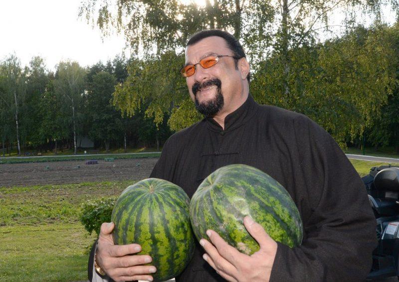 Steven Seagal Fehéroroszországban