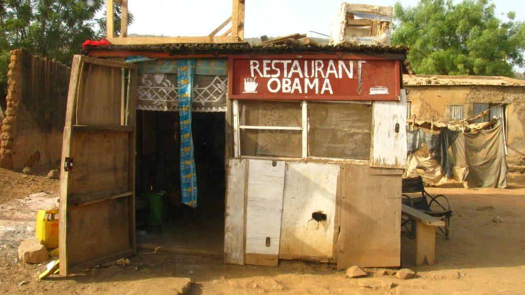 Obama is hugely popular.