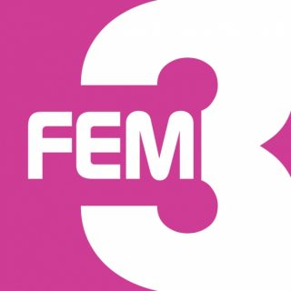 A FEM3 új logója