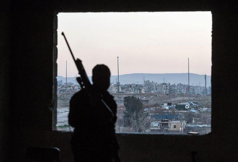 2791848 02/15/2016 Jobar, a district of Damascus controlled by Jabhat al-Nusra militants. Iliya Pitalev/Sputnik