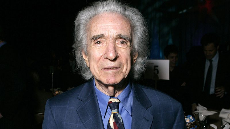 BEVERLY HILLS, CA - JUNE 11:  Director Arthur Hiller at the Israeli Film Festival Gala Awards Dinner on June 11, 2008 at The Beverly Hilton in Beverly Hills, California.  (Photo by Todd Williamson/WireImage)