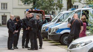 Terrortámadás megakadályozása Németországban