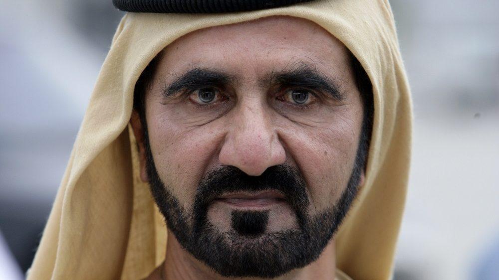 United Arab Emirates' Vice President Mohammed Bin Rashid Al Maktoum at Dubai international Airport in Dubai, United Arabs Emirate. (Photo by Brooks Kraft LLC/Corbis via Getty Images)