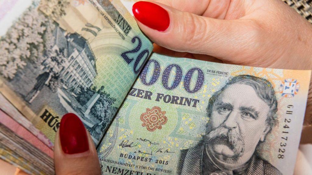 Budapest, 2016. január 3. Megújított húszezer forintos bankjegyek. A Magyar Nemzeti Bank (MNB) 2014 és 2018 között folyamatosan újítja meg a jelenlegi bankjegysorozat címleteit. A 10 000 forintos után a második elem a megújított 20 000 forintos bankjegy, amelyet 2015. december 14-tõl hozott forgalomba a bank. A régi húszezres bankjegyek 2016 végéig használhatók fel a készpénzforgalomban. MTVA/Bizományosi: Faluldi Imre  *************************** Kedves Felhasználó! Ez a fotó nem a Duna Médiaszolgáltató Zrt./MTI által készített és kiadott fényképfelvétel, így harmadik személy által támasztott bárminemû – különösen szerzõi jogi, szomszédos jogi és személyiségi jogi – igényért a fotó készítõje közvetlenül maga áll helyt, az MTVA felelõssége e körben kizárt.