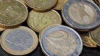 Money: Euro Coins