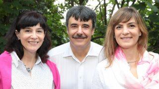 Ruszkai Nóra, Kürti István, Cserni Tímea