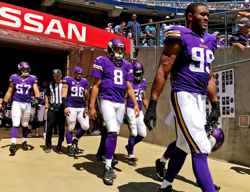 NFL: Minnesota Vikings vs Tennessee TitansNFL: Minnesota Vikings vs Tennessee TitansNissan Stadium/Nashville, TN 09/11/2016SI-537 TK1Credit: David Klutho