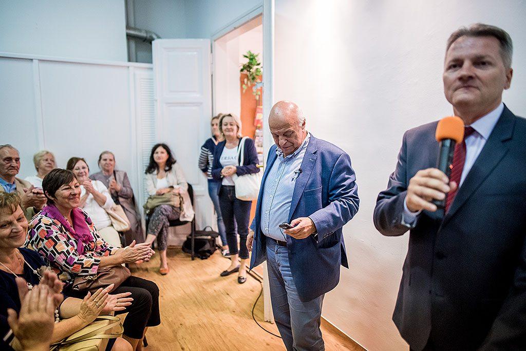 Nógrádi György lakossági fórum